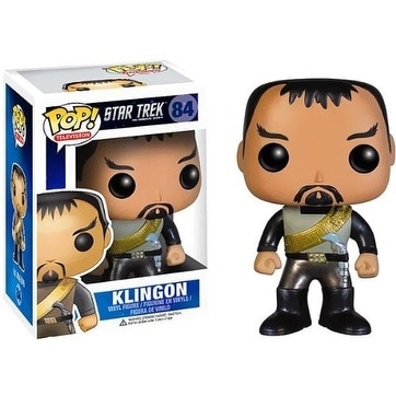 Star Trek Funko Pop TV Vinyl Figure: Klingon - multi