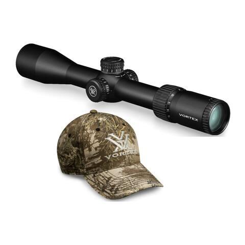 Vortex Diamondback Tactical 4-16x44 Riflescope (EBR-2C MOA) with Hat