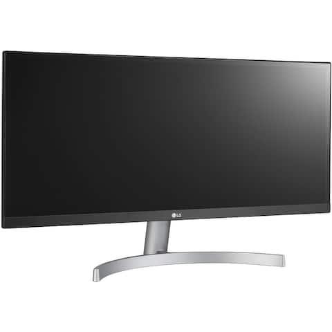 "LG 29WK600-W HDMI 2560x1080 29"" Monitor,Black(Certified Refurbished)"
