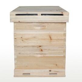 Chinese Bee Apis Mellifera 7 Frame Beehive Box Extension