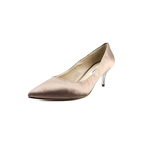 Nina Womens Teressa Dress Heels Embellished Pointed Toe