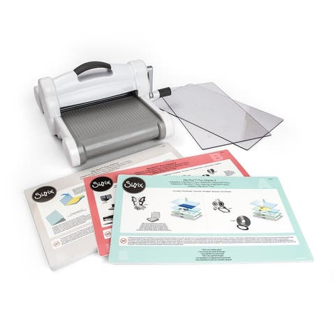 Sizzix Big Shot Plus Embossing and Die Cutting Machine