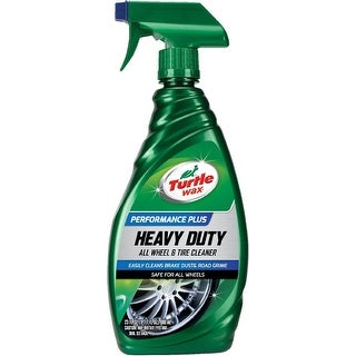 Turtle Wax T18 All Wheel & Tire Cleaner, 23 Oz