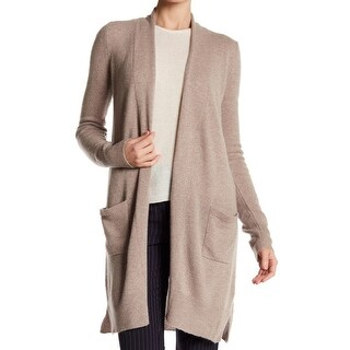 Catherine Malandrino Womens Open Front Cardigan Sweater