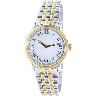 88 Rue Du Rhone Women's Double 8 Fashion Watch 87WA120060