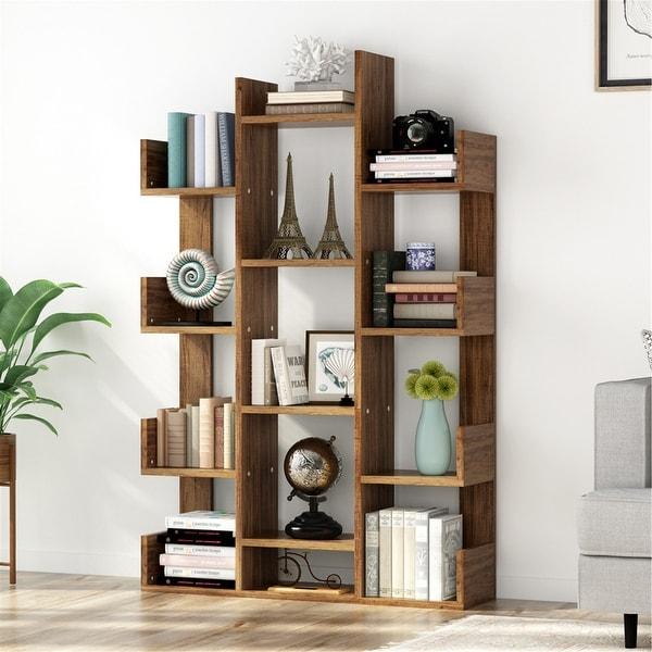 Modern Tree Bookshelf Book Rack Display Shelf. Opens flyout.
