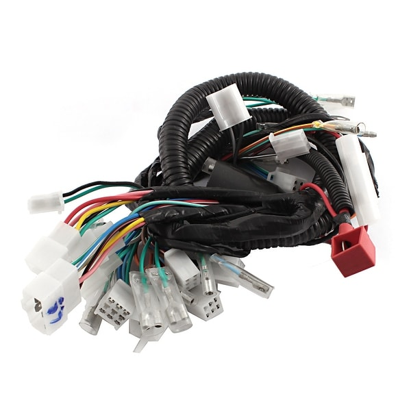 Motorcycle Wiring Harness Tubing on fiber optic tubing, exhaust tubing, dryer vent tubing, coil tubing, flexible conduit tubing,
