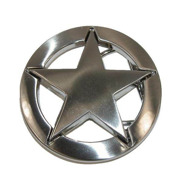 CTM® Deputy Sheriff Star Belt Buckle