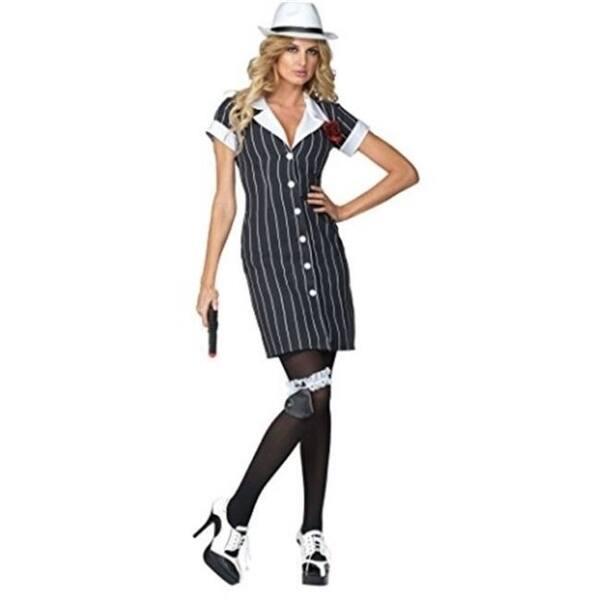 Rg Costumes 81648-Xxl Bonnie Sly Pinup Dress - 16 & 18