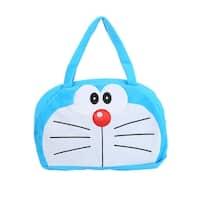 Doraemon Velour Handbag