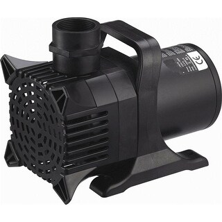 Anjon Manufacturing 3000 GPH Monsoon Hybrid Drive Koi Pond Pump