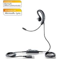 Jabra Voice 250 Mono MS Corded Headset w/ Noise Reduction System