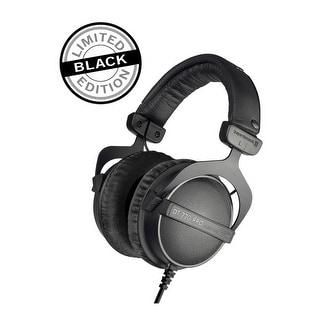 Link to Beyerdynamic DT 770 PRO 16Ohm Over-Ear Headphones (Ninja Black) Similar Items in Headphones