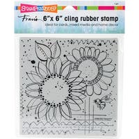 Stampendous Cling Stamps -Sunny Sketch