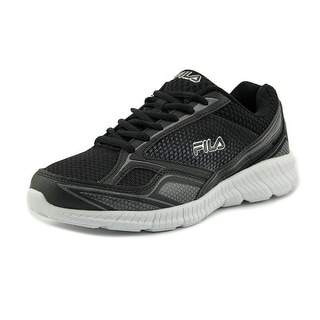 Fila Memory Deluxe 17   Round Toe Synthetic  Running Shoe