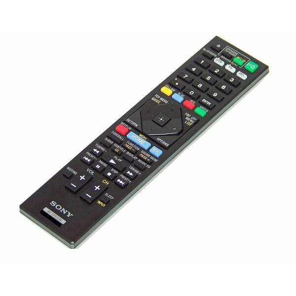 OEM Sony Remote Control Originally Shipped With: TASA300WR, TA-SA300WR, HBDN8100W, HBD-N8100W, BDVN7100W, BDV-N7100W