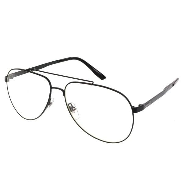 Gucci GG 1912/S PDE Matte Black Aviator Sunglasses - MATTE BLACK - 58-14-140