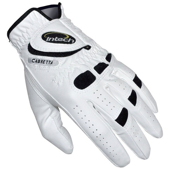 Intech Cabretta Golf Glove (6 Pack) - Men's RH Medium