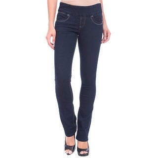 Lola Pull On Bootcut Jeans, Leah-RB