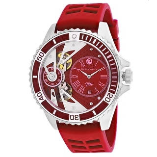 Link to Oceanaut Men's Tide Red Dial Watch - OC0993 - One Size Similar Items in Men's Watches