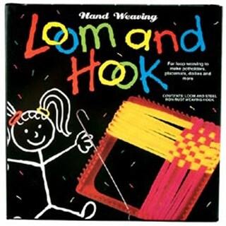 Hand Weaving Loom & Hook-