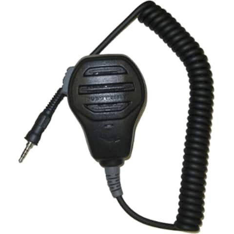 Speaker/Mic, most handheld VHFs