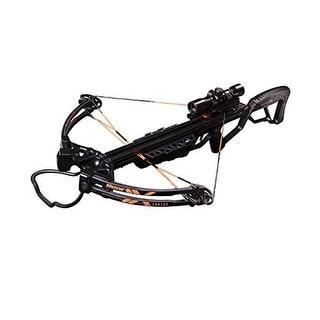 Bear Archery Fortus Crossbow Package-Black - A6FRTBK185