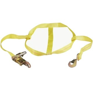 Mintcraft FH4016 Wheel Bonnet Tie Down, Yellow
