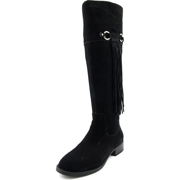 INC International Concepts Fayer Women Black Boots