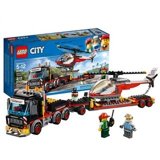 LEGO(R) City Great Vehicles Heavy Cargo Transport (60183)