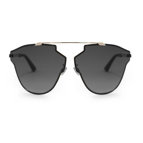 Christian Dior Oversized Sunglasses Sorealfast RHL9O 69 - 69mm x 12mm x 125mm