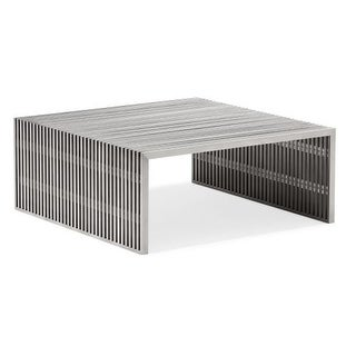 Zuo Modern Novel Square Coffee Table Novel Square Coffee Table