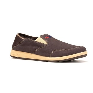 Xtratuf Men's Yellowtail Chocolate/Tan Size 8 Slip-On Casual Shoes