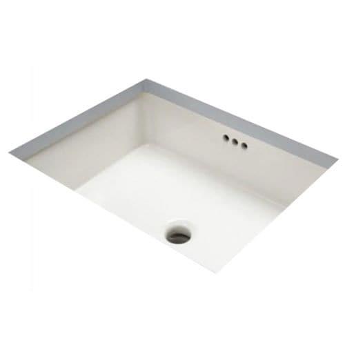 "Miseno MNO1713RU 17-1/8"" Undermount Bathroom Sink with Overflow"