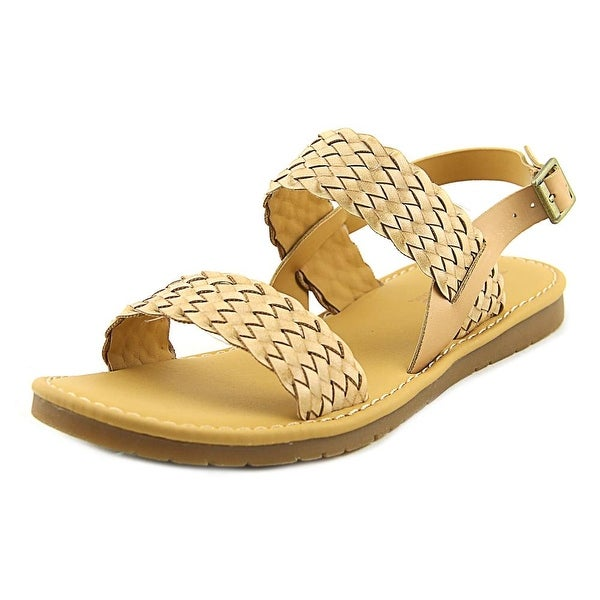 Kork-Ease Callista Women Open-Toe Synthetic Tan Slingback Sandal