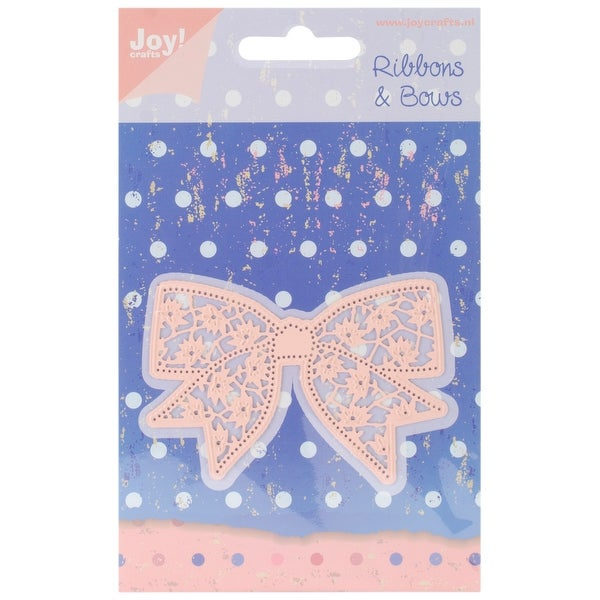 "Joy! Crafts Cut & Emboss Die-Large Bow, 2.25""X3.25"""