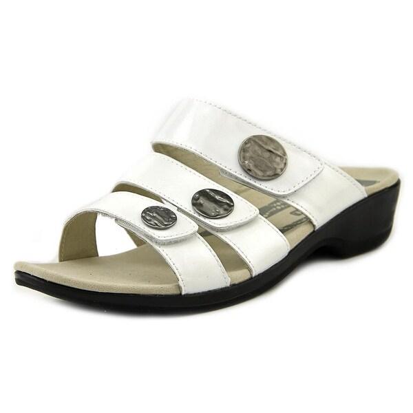 Propet Annika Slide Women 2A Open Toe Synthetic Slides Sandal