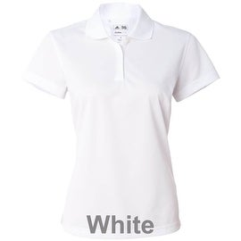 adidas - Golf Women's ClimaLite® Basic Performance Pique Polo
