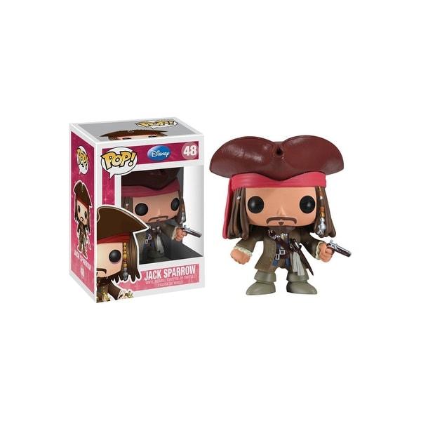 POP Disney Jack Sparrow Vinyl Figure