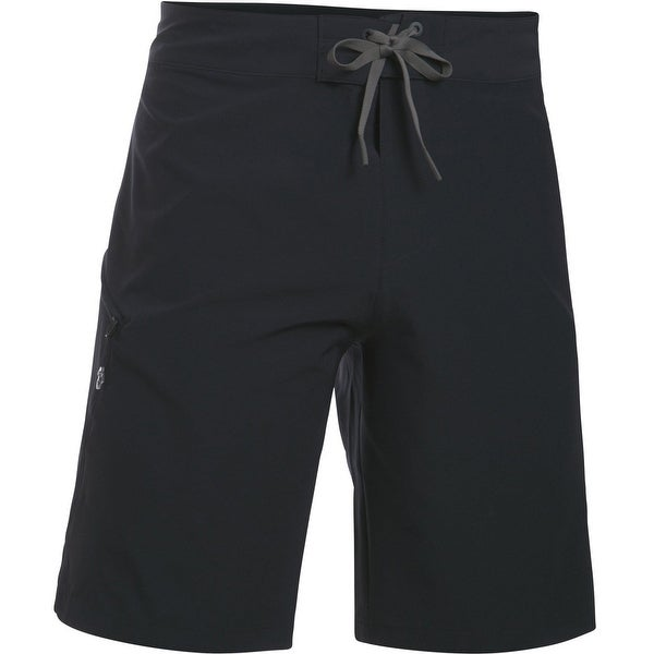 ae0e3969fb Shop Under Armour NEW Black Mens Size 34 Drawstring Board Surf Swimwear -  Free Shipping On Orders Over $45 - Overstock - 19435738