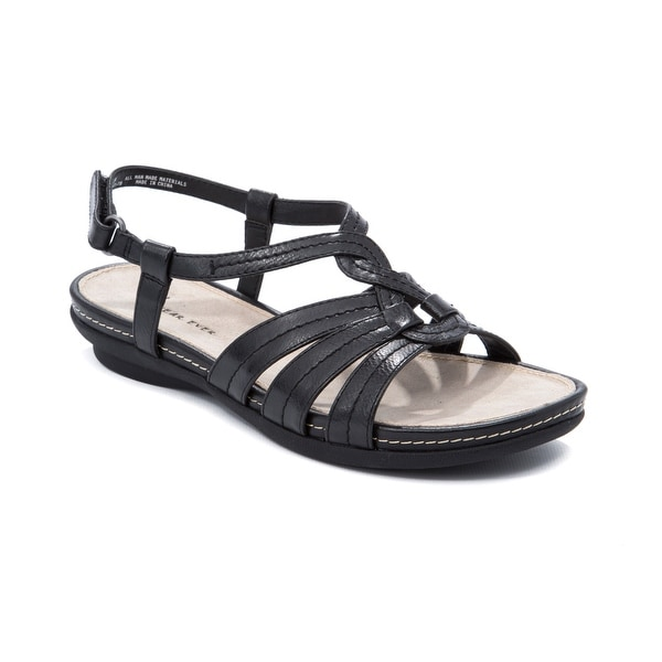 Wear.Ever. ANDREA Women's Sandals & Flip Flops Black