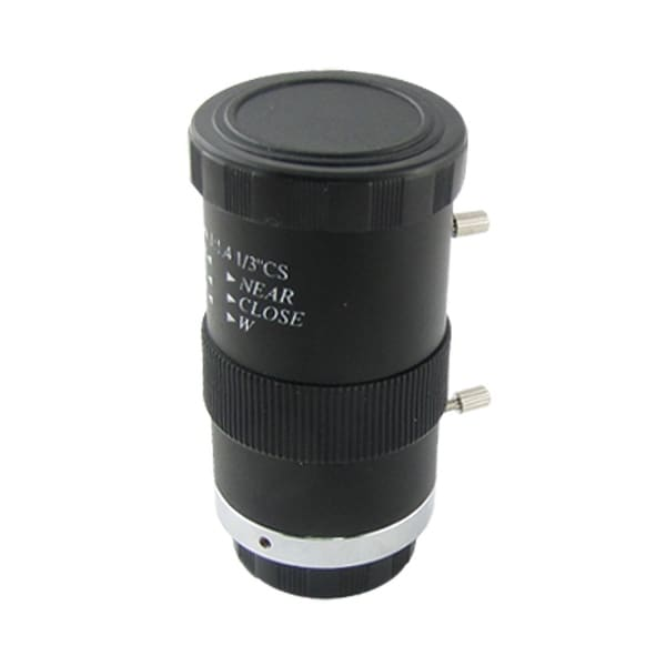 "CS Mount 1/3"" 6-15mm F1.4 Zoom Varifocal Iris CCTV Lens"