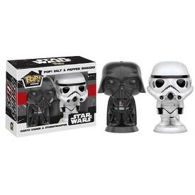 Star Wars Darth Vader & Stormtrooper Salt & Pepper Shaker
