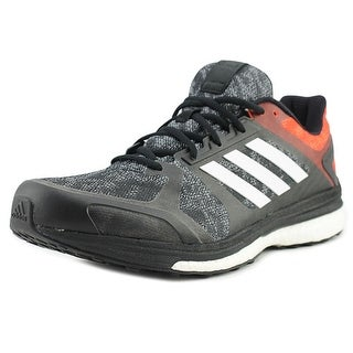 Adidas Supernova Sequence Men Round Toe Synthetic Black Cross Training