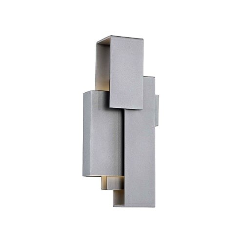 Modern Forms WS-95614 Escher 1 Light LED ADA Compliant Wall Sconce - 14 Inches Tall