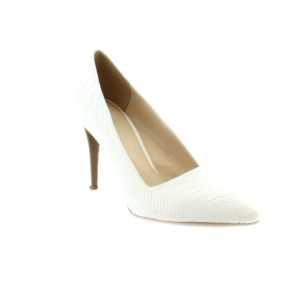 Bar III Joella Women's Heels White
