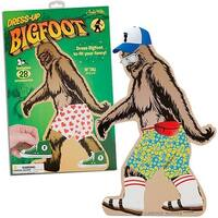 Dress Up Bigfoot, More Humor by Accoutrements