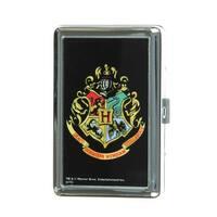 Harry Potter - Hogwarts Crest Business Card Holder - One Size Fits most