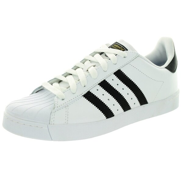 Adidas Men's Superstar Vulc Adv Skate Shoe - ftwhite/black/ftwht