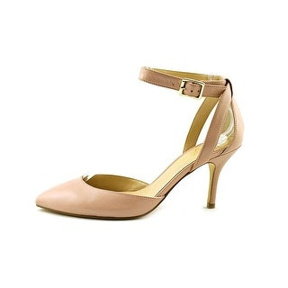Marc Fisher Women's Hien Ankle Strap Pumps